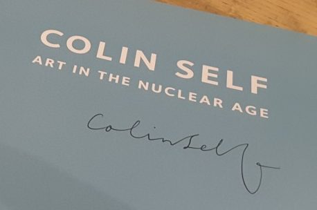Colin Self Signature