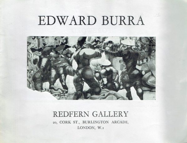 Edward Burra: Redfern Gallery