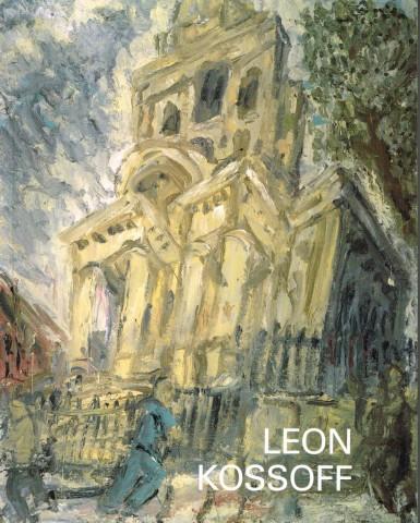 Leon Kossoff Tate Gallery