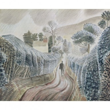 Ravilious Wet Afternoon