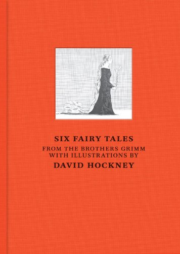 Six Fairy Tales from the Brothers Grimm illustrated by David Hockney