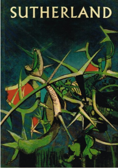 Graham Sutherland Tate Exhibition Catalogue 1982