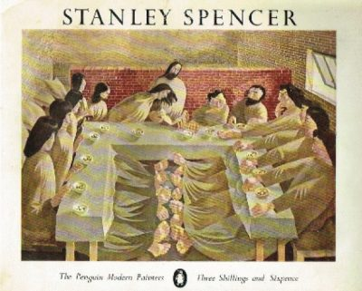 Stanley Spencer: Penguin Modern Painters