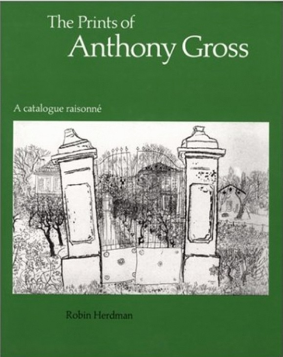 The Prints of Anthony Gross - A catalogue raisonne