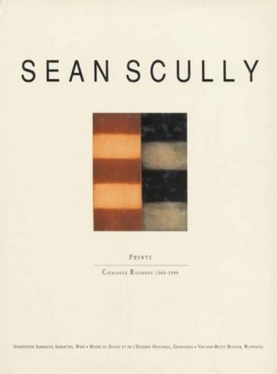 Sean Scully Prints: Catalogue Raisonne 1968-1999 SIGNED