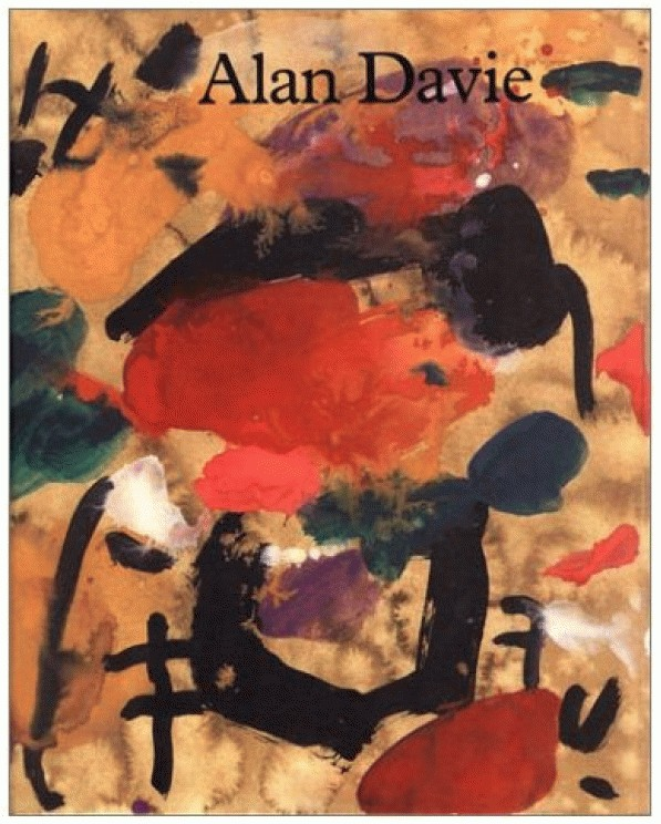 Alan Davie SIGNED BY THE ARTIST
