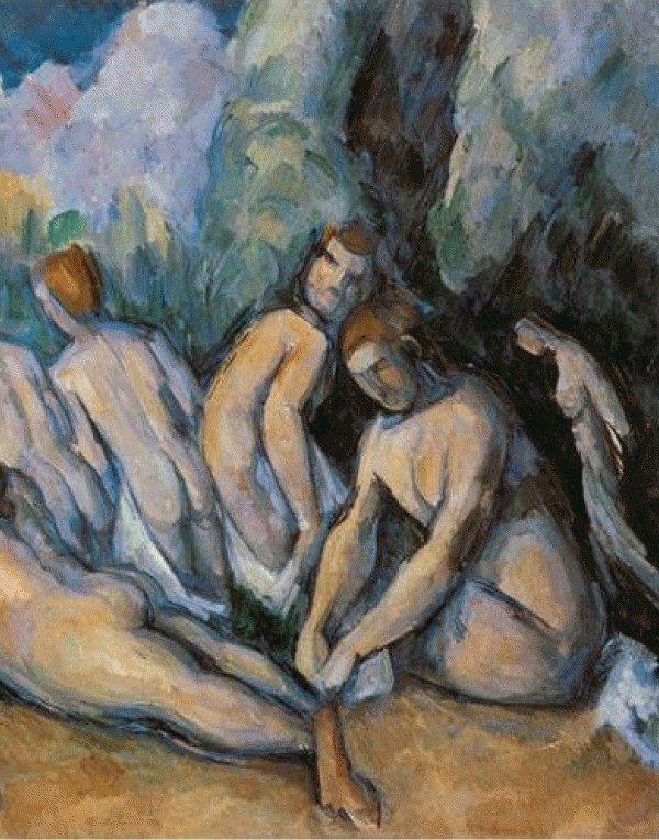 The Paintings of Paul Cezanne