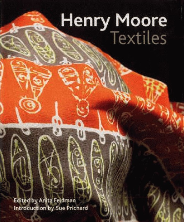 Henry Moore Textiles (Paperback)