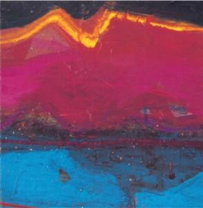 Barbara Rae: Lammermuir 1998