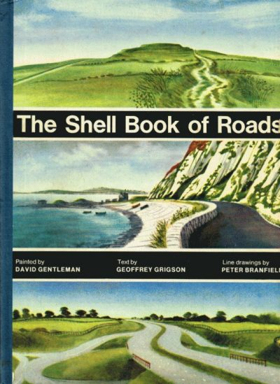 The Shell Book of Roads