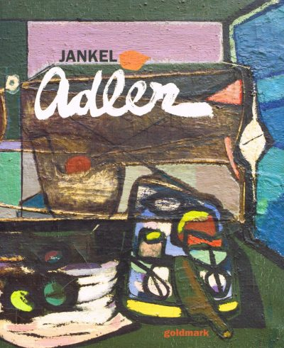 Jankel Adler: The British Years