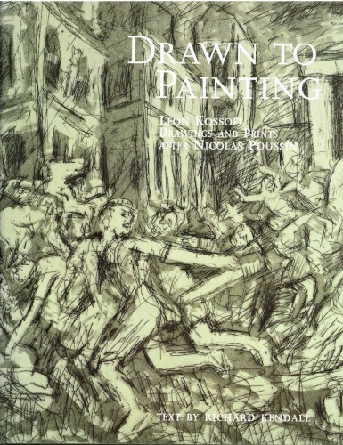 Drawn to Painting Leon Kossoff Drawings and Prints