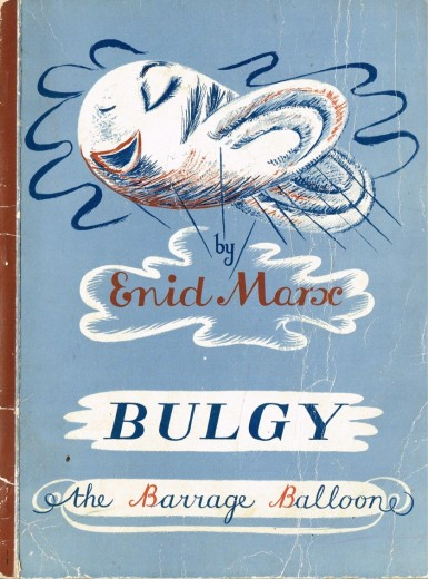 Enid Marx Bulgy The Barrage Balloon