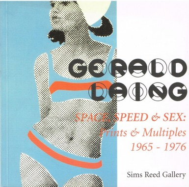 Gerald Laing Space Speed & Sex