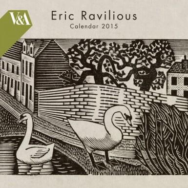ravilious calendar 2015