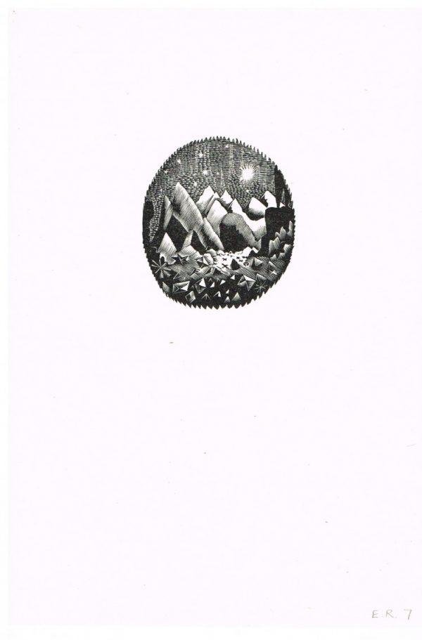 eric ravilious explorer engraving
