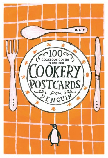 100 cookery postcards