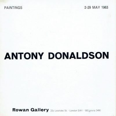 Anthony Donaldson