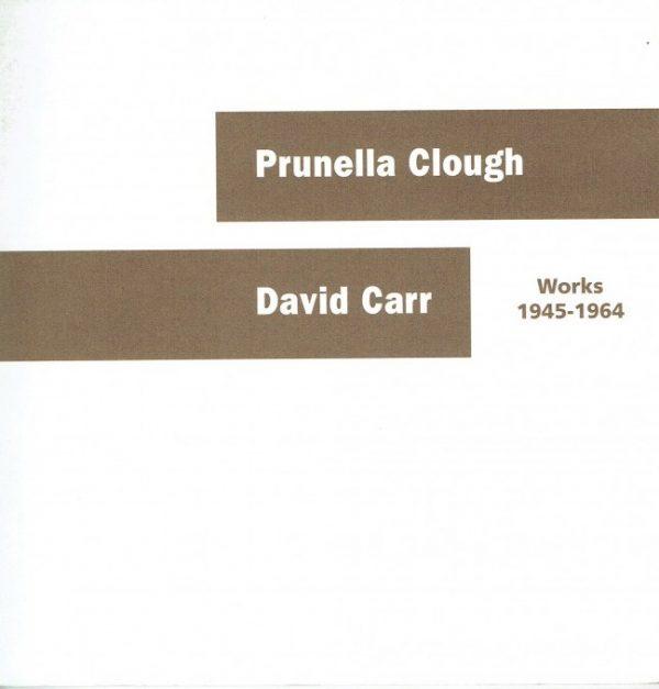 Prunella Clough David Carr