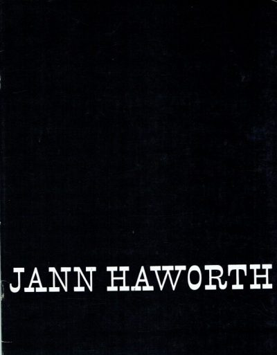 Jann Haworth