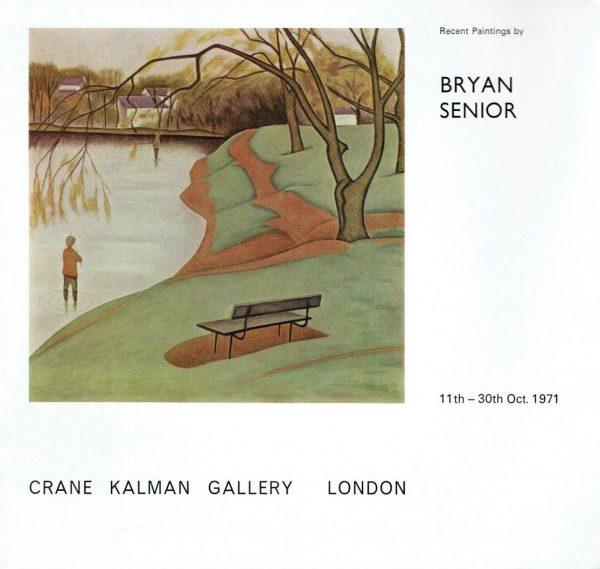 Brian Senior. Recent Landscapes and Figures