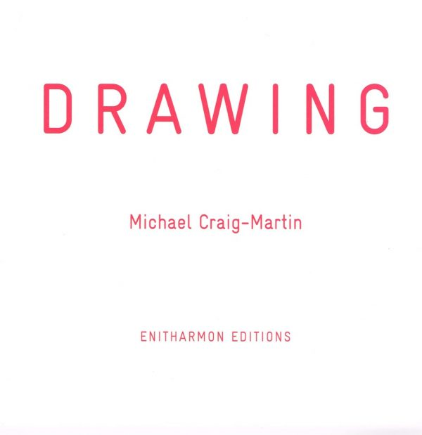 Michael Craig Martin Drawing