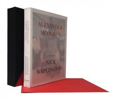 Alexander McQueen Working Process Collectors Edition