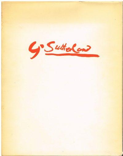 Graham Sutherland - Ambassador Editions by Robert Melville