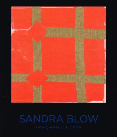 Sandra Blow Catalogue Raisonne of Prints