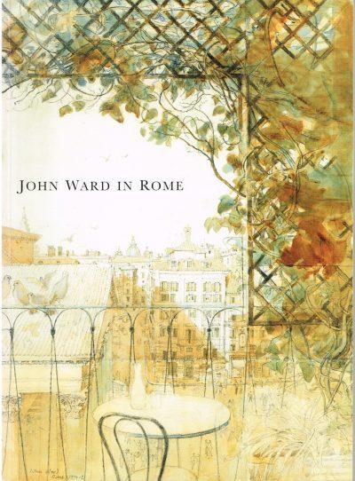 John Ward In Rome Exhibition Catalogue