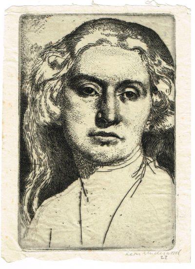 Mary by Leon Underwood