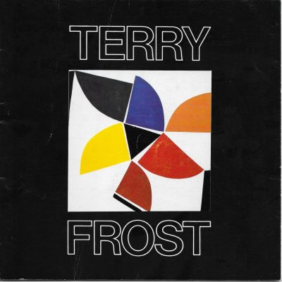 Signed Terry Frost