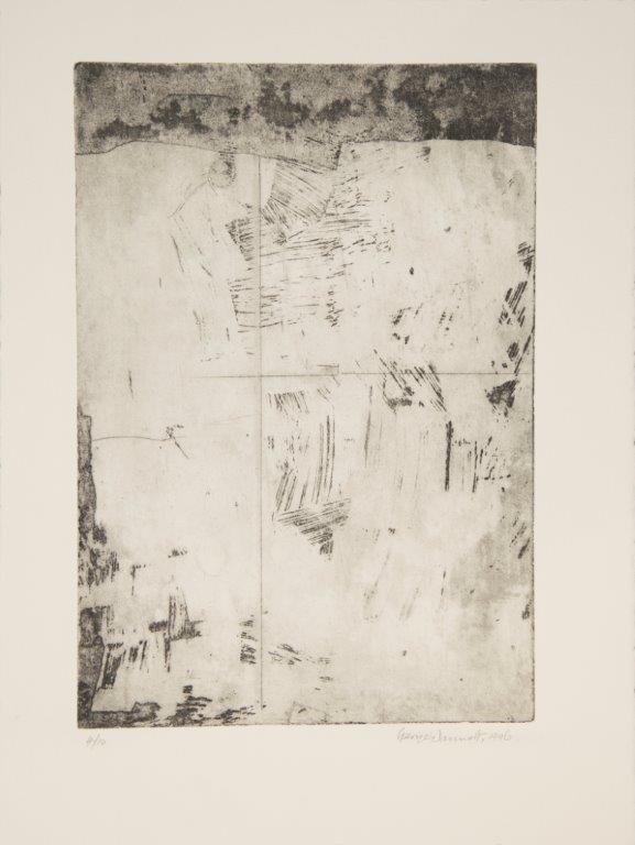 Dartmoor print by George Dannatt