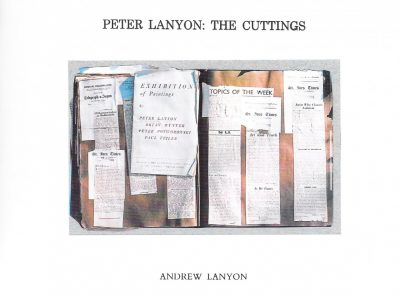 Peter Lanyon The Cuttings, Title Page