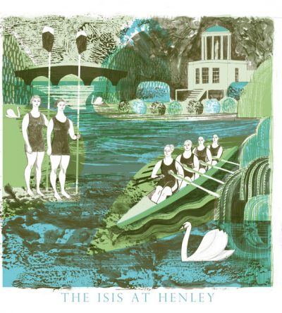 Isis at Henley by Sarah Young