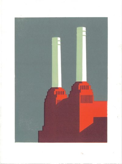 Battersea Slate II Paul Catherall