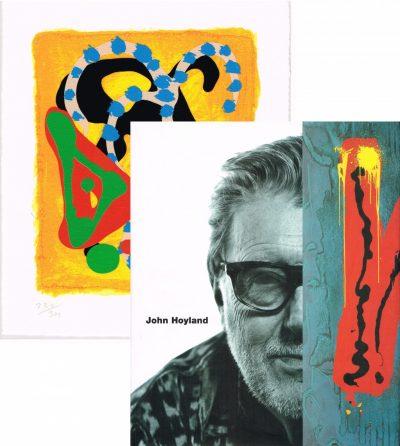 John Hoyland Book & Print
