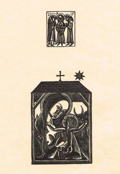 Madonna and Child & Nativity