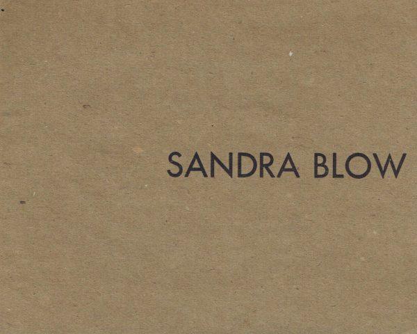 Sandra Blow