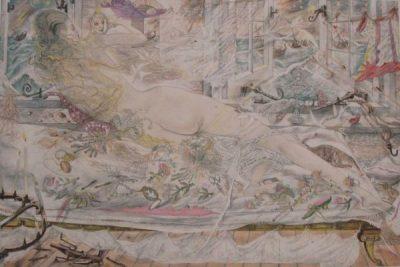 Aphrodite Gwener by David Jones