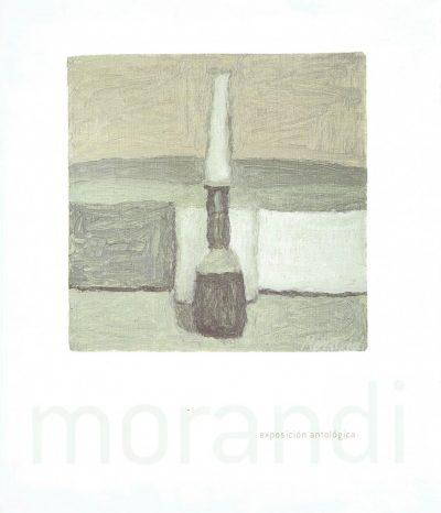 Morandi. Exposicion Antologica