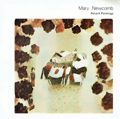 Mary Newcombe. Recent Paintings