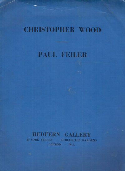Christopher Wood - Paul Feiler