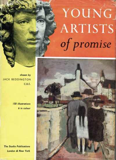 Young Artists of Promise Dust Jacket