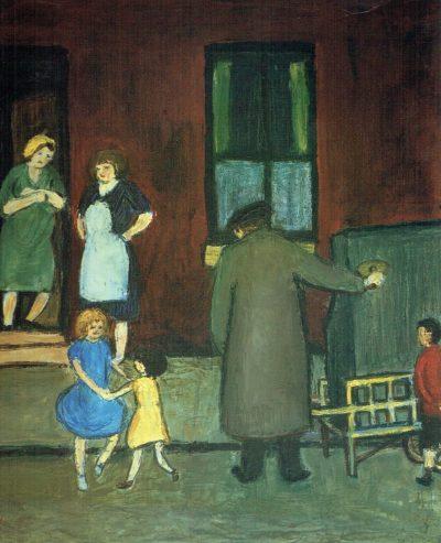Alan Lowndes: Paintings (1921-1978). A Retrospective