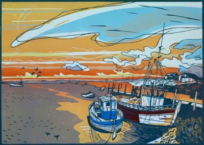 Brancaster by Colin Moore