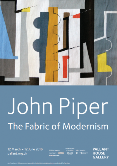 Piper Exhibition Poster