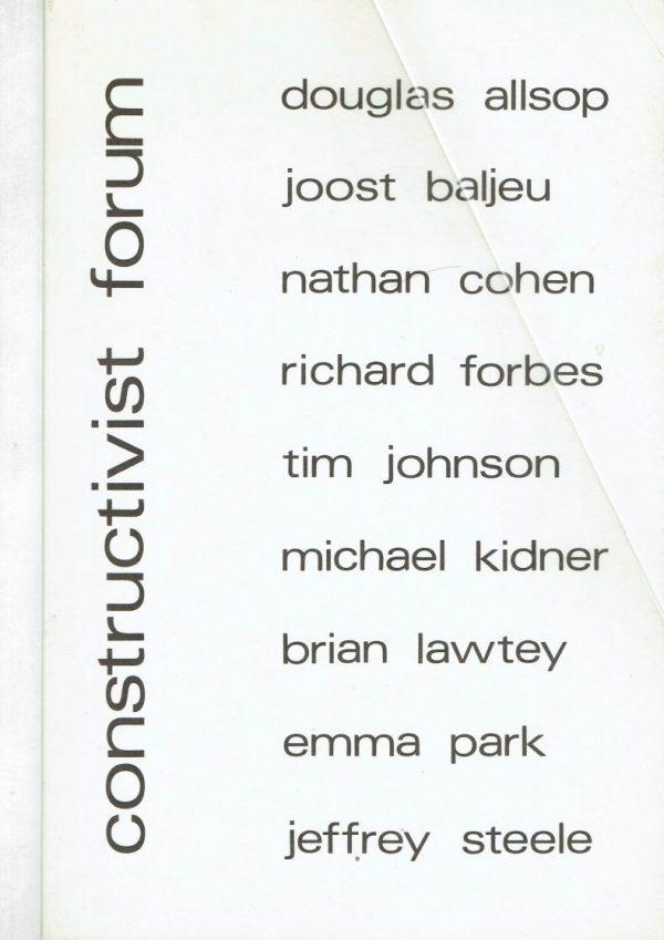 Constructivist Forum
