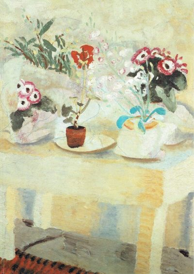 Two Lyrical Painters. Winifred Nicholson and Mary Newcomb