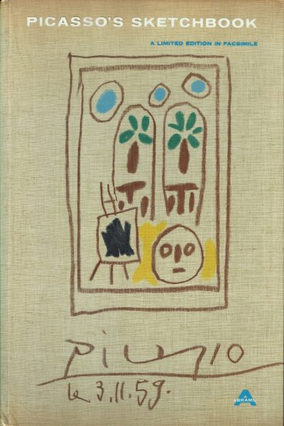 Picasso's Sketchbook: A Limited Edition in Facsimile